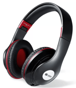 Zoook Rocker RDX O1 Stereo Dynamic Wired Headphones (Black, Over the Ear) at rs.549