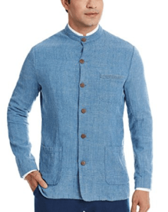 11.11eleven eleven Men's Slim Fit Blazer at rs.1,160