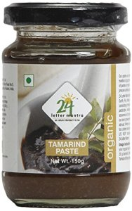 Amazon - Buy 24 Mantra Organic Tamarind Paste, 140g at Rs 58 only
