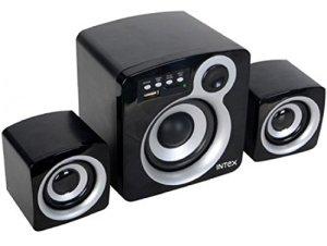 Amazon- Buy Intex IT-850U 2.1 Channel Multimedia Speaker