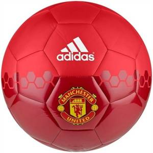 Flipkart - Buy Adidas Manchester United Football - Size 5 (Pack of 1, Red) at Rs 705 only