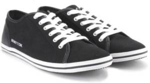 Flipkart Steal- Buy United Colors of Benetton Men Sneakers at upto 76 off