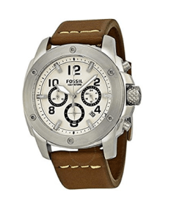 Fossil End-of-Season Modern Mac Analog Beige Dial Men's Watch - FS4929 at rs.5,997