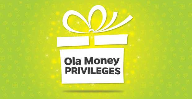 Get 50% off on Ride on Adding Money in OLA MONEY (ACCOUNT SPECIFIC)