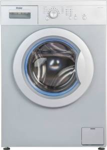 Haier 6 kg Fully Automatic Front Load Washing Machine White (HW60-1010AW)