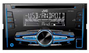 JVC KW-R520 Car Stereo (Double Din) at rs.3,999