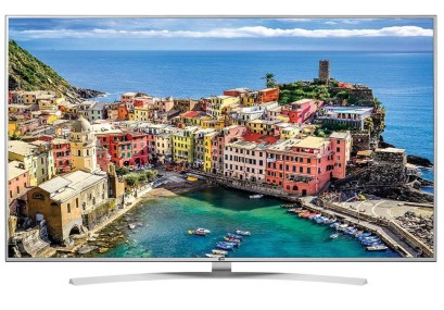 LG 139 cm (55) 4K (Ultra HD) Smart LED TV 55UH770T