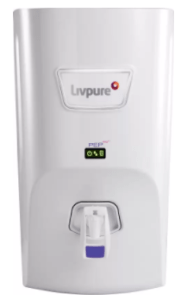 Flipkart – Livpure LIV-PEP-PRO-PLUS+ 7 L RO + UV +UF Water Purifier at Rs 9999 only