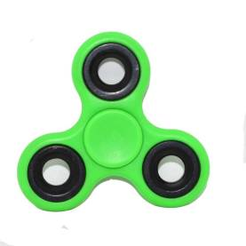 Toyzstation Fidget Hand Spinner Ultra Speed Heavy Weight Green (Green)