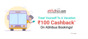 abhibus phonepe offer rs.100 cashback
