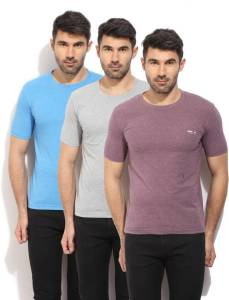 Newport Set of 3 T-Shirt for Rs 237