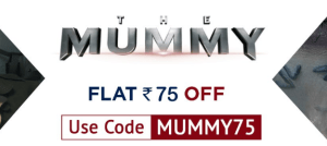 ticketnew the mummy movie offer