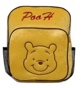 "Softies - Pooh School Backpack 14"" Bag"