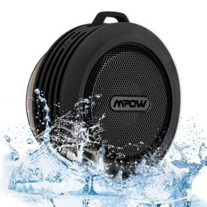 Amazon- Buy Mpow Buckler Bluetooth Wireless Waterproof Shower Speaker with Mic for Rs 899