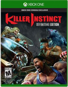 Amazon- Buy Killer Instinct - Definitive Edition (Xbox One) for Rs 999 only