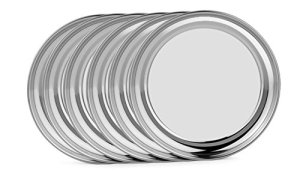 Amazon- Buy Classic Essentials stainless steel full plate