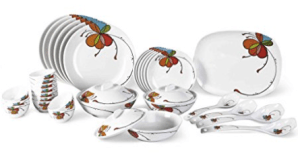Amazon – Borosil Melamine Vibgyor Fidenza Dinner Set at Rs 2598 only