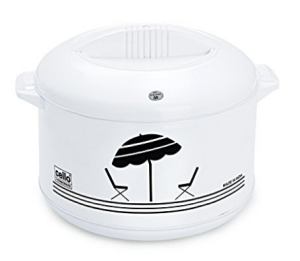 Cello Chef Casserole, 1.5 Litres, White at rs.222