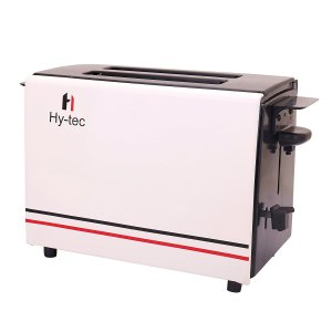 Hytec 2 Slice 750 Watt Classic Manual Pop Up Toaster