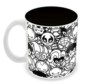 Amazon – Marvel 'Kawaii sketch ' Round Ceramic Mug at Rs 144 only