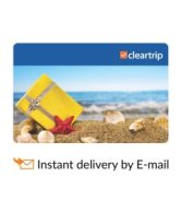 Snapdeal- Buy Cleartrip E-Gift Card