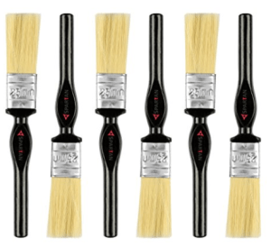 Amazon – Spartan Paint Brush set of 6 at Rs 99 only