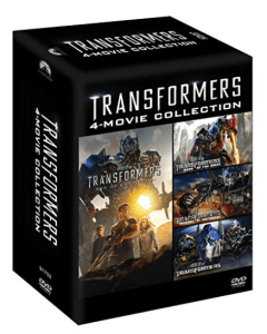 Transformers (4 Movie Collection)