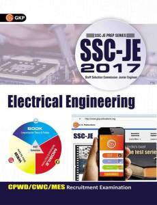 SSC - JE 2017 - Electrical Engineering : CPWD / CWC / MES Recruitment Examination Tenth Edition (English, Paperback, GK Publications)