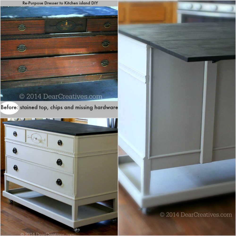 Fullsize Of Making Kitchen Island From Cabinets