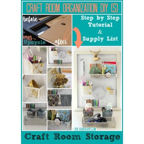 Medium Crop Of Diy Craft Room Decor