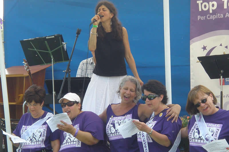 Relay for Life. Each Moment We're Alive Debut!!!