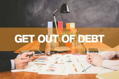 How To Get Out Of Debt - Spending, Consolidation, Advice & Bankruptcy