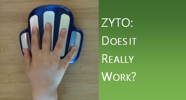 ZYTO Scan Review