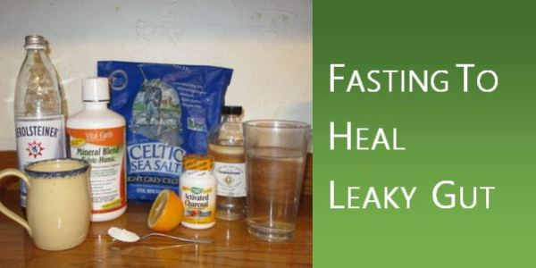 Fasting to Heal Leaky Gut