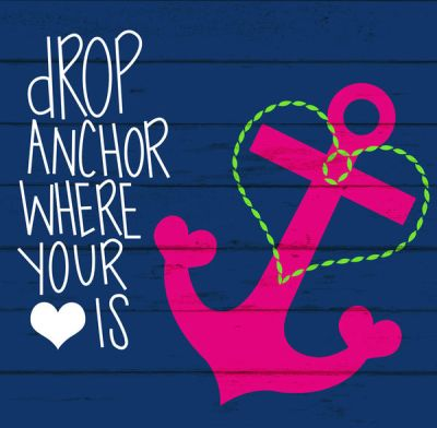 Drop Anchor by Brooke Boothe | DecalGirl