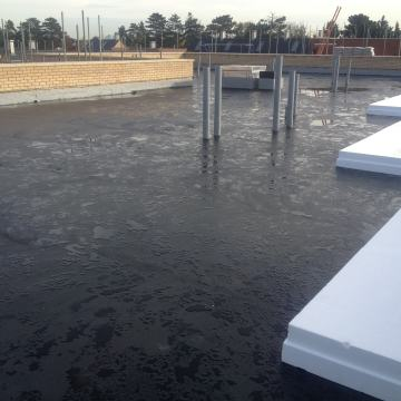 example of a flexible roofing system