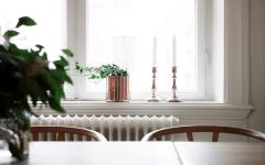 Visite déco : Un studio scandinave plein de charme…