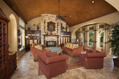 Lively Tuscan Interior Design: The Idea Serving You Best Homey Feeling | Decohoms
