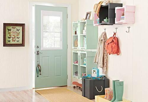 Nuevas ideas para pintar cajas de madera (y reutilizarlas para decorar la casa)
