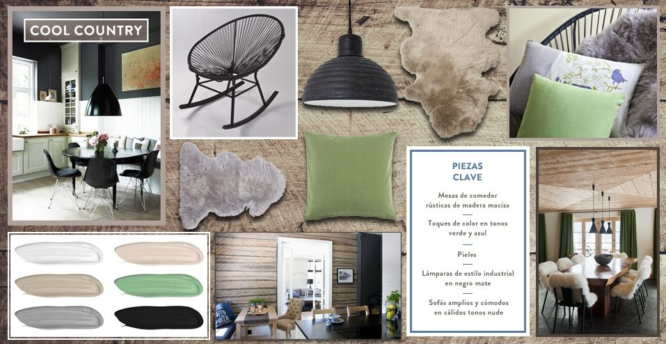 Tendencias de decoraci n 2015 con 3 ideas para decorar una for Decoracion hogar tendencias 2015
