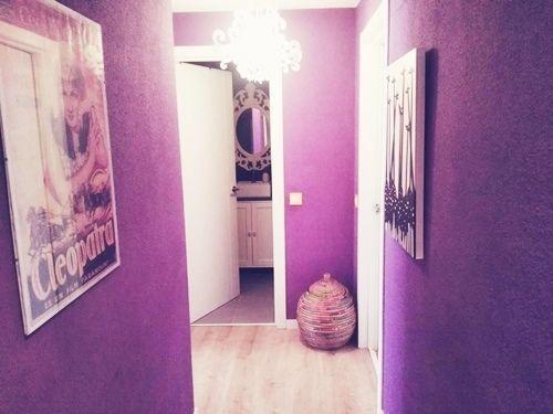 Casas con encanto piso pequeño con decoración boho chic singular 7