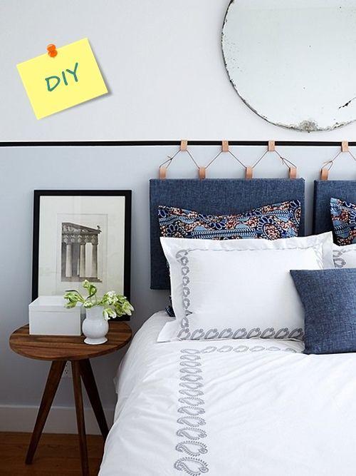 Cabeceros cama originales - Hacer cabeceros de cama ...