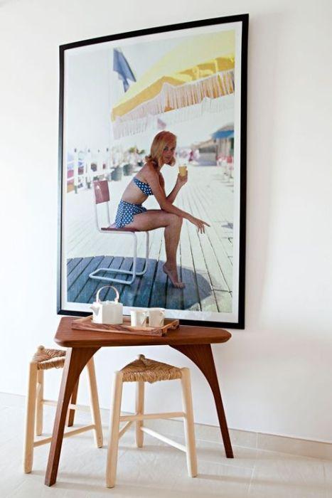 Casas con encanto dolce vita en un apartamento de 40 m2 en Ibiza 4