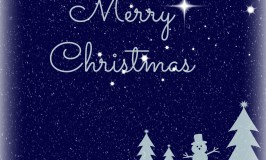 Merry Christmas and Happy Holidays …from my family to yours