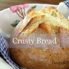 Crusty Bread Loaf