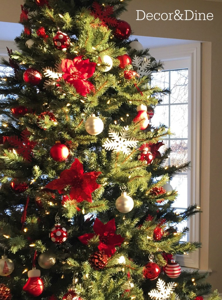 Red and White Tree-2