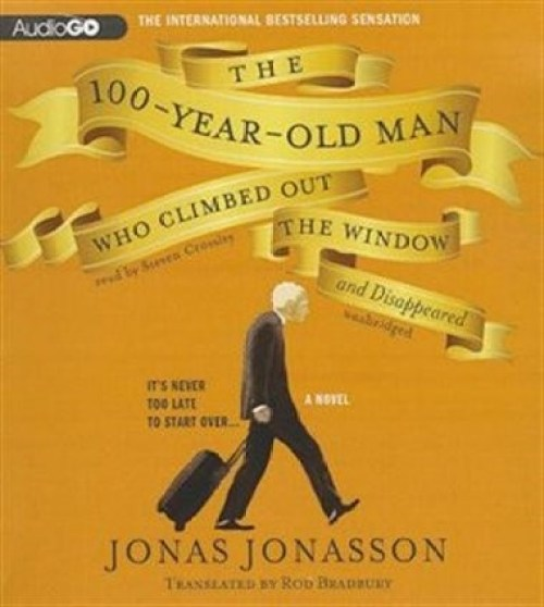 100 year old man who climbed out the window and disappeared by