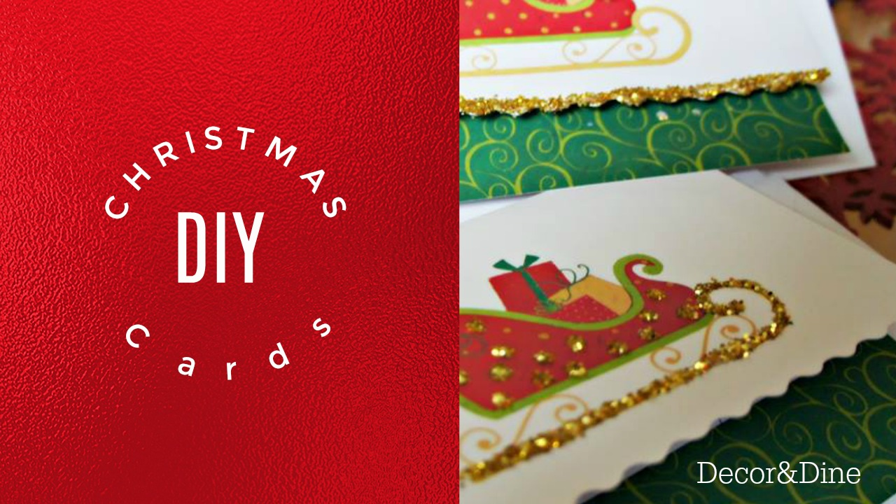 Christmas cards diy christmas cards m4hsunfo Image collections