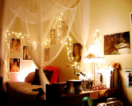 decoracion con luces
