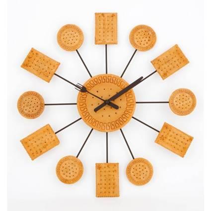 Relojes de cocina originales decorando el hogar - Relojes para cocina ...